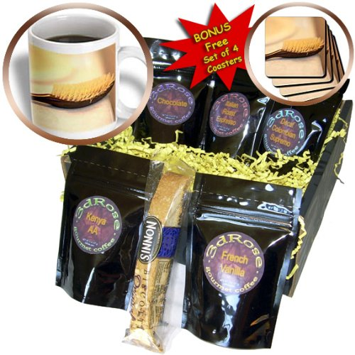 cgb_64981_1 Jos Fauxtographee Indoor - A hair brush on a bathroom counter - Coffee Gift Baskets - Coffee Gift Basket