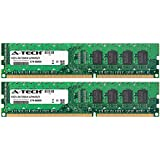 8GB KIT 2X 4GB Dell Optiplex Series 3010 390 580 790 7900 9010 980 DIMM DDR3 Non-ECC PC3-10600 1333MHz RAM Memory Genuine A-Tech Brand