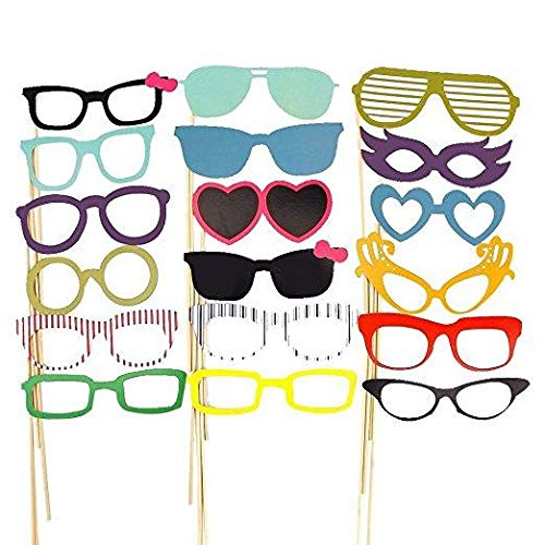 58PCS Photo Booth Props Party Favor for Wedding Party Graduation Birthdays        Amazon imported products in Islamabad