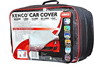 PREMIUM CAR BODY COVER KENCO FOR MITSUBISHI ASX
