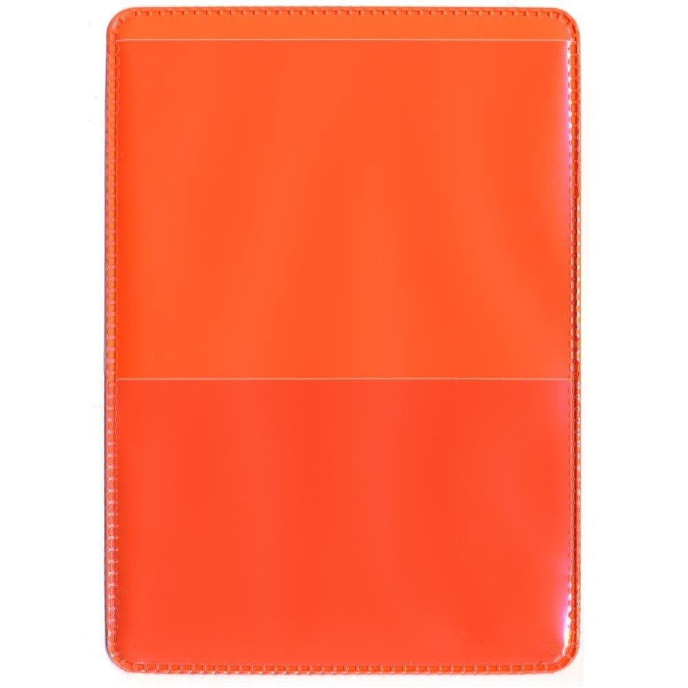 RFS20-BK25 Black-Back Auto Insurance /& ID Card Holders 25 Pack StoreSMART