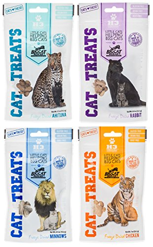 Big Cat Rescue Sampler Chicken product image