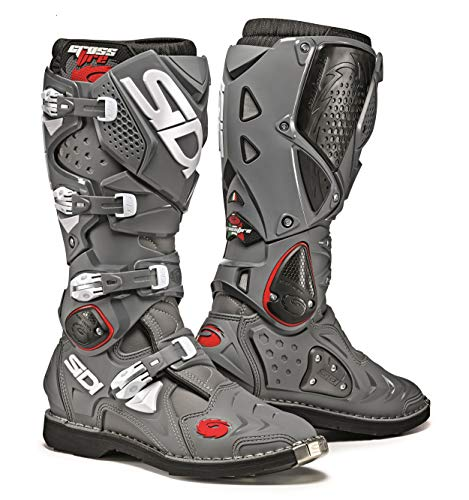 Crossfire 2 TA Offroad Boots (9.5/43, Gray)