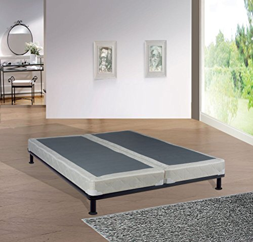 Fully Assembled 5-inch Split Box Spring For Mattress by Spinal Solution
