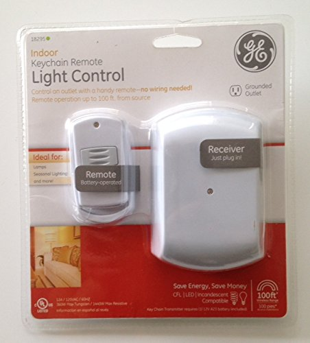 GE Indoor Keychain Remote Light - Indoor System Ge Security