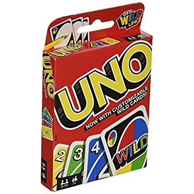 Mattel Games 42003 Uno Card Game: Office Products