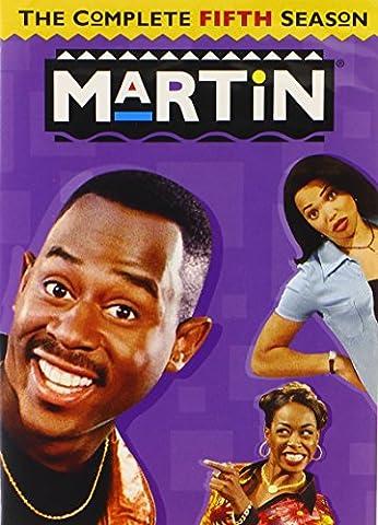 Martin: Season 5 (Martin Lawrence Comedy Dvd)