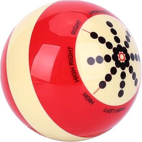 Ruiqas Bolas Profesionales de Entrenamiento Bola de Billar Portátil Práctica de Entrenamiento Accesorio de Asistencia para La Piscina de Ocho Bolas de América: Amazon.es: Deportes y aire libre