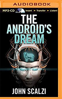 The Android's Dream MP3 CD – Audiobook, MP3 Audio, Unabridged by John Scalzi (Author), Wil Wheaton (Reader)