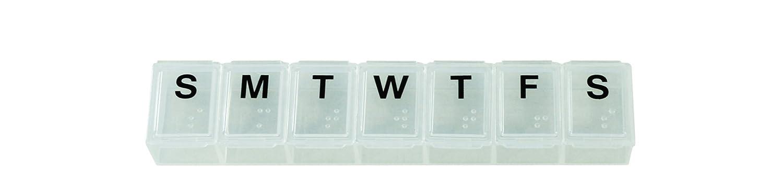 7 Day A Week - Weekly Pill / Medication Dispenser Concept4u V930