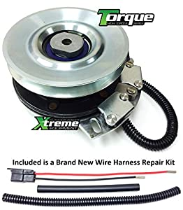 51%2BQC4sPGeL._SY300_ amazon com bundle 2 items pto electric blade clutch, wire Borg Warner Clutch Catalog at mr168.co