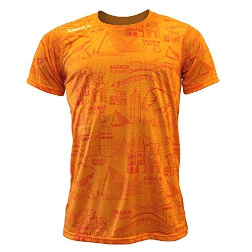 Luanvi Edición Limitada Camiseta técnica Duna, Hombre: Amazon.es: Deportes y aire libre