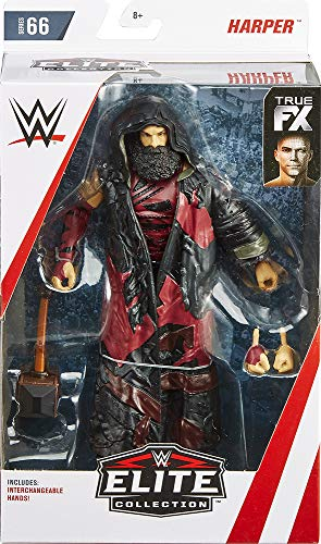 WWE Elite Collection Series #66 Luke Harper for sale  Delivered anywhere in USA