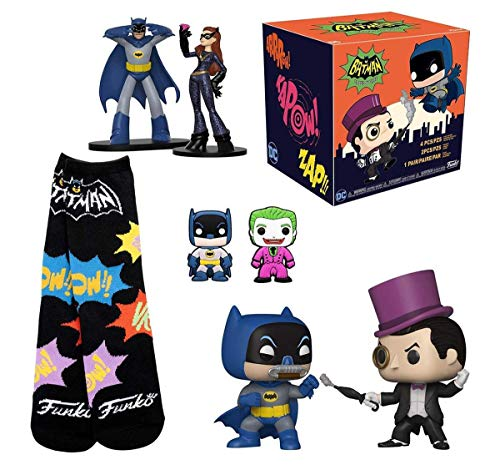 (Funko POPI DC Batman Classic TV Series Box - 7 Piece)