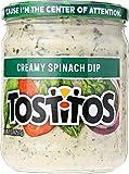 Tostitos Spinach Dip, 60 Ounce
