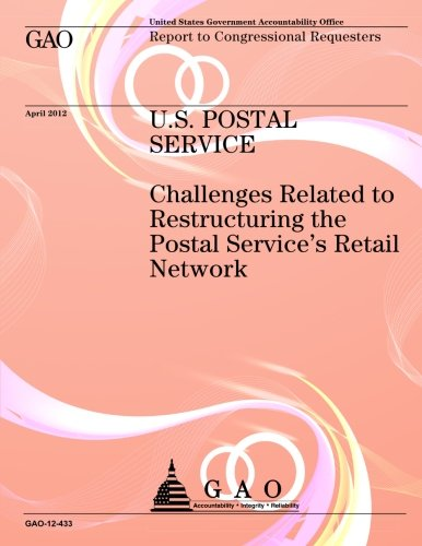 U S  Postal Service  Challenges Related To Reconstructing The Postal Services Retail Network
