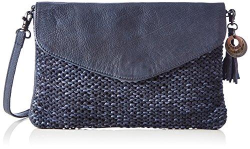 Legend Larino - Bolso de hombro Mujer Azul (Dunkelblau)
