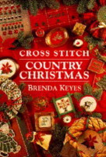 Simple Country Cross Stitch (Cross Stitch Country Christmas)