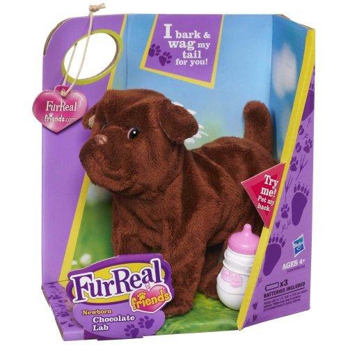 Newborn Chocolate Lab (FurReal Newborn Chocolate Lab)