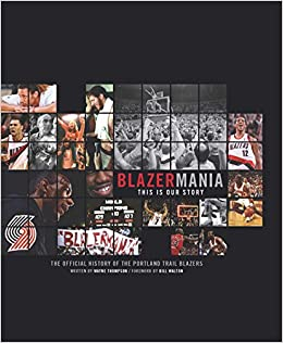 Book Blazermania: This Is Our Story