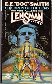 """Children of The Lens by E.E. """"Doc"""" Smith science fiction and fantasy book and audiobook reviews"""