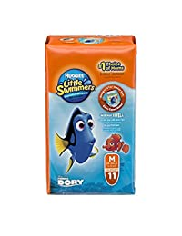Huggies Little Swimmers Disposable Swimpants, Medium, 11-Count BOBEBE Online Baby Store From New York to Miami and Los Angeles