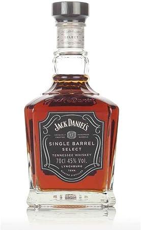 Whisky Jack Single Barrel de Jack Daniel 45 ° 70 cl