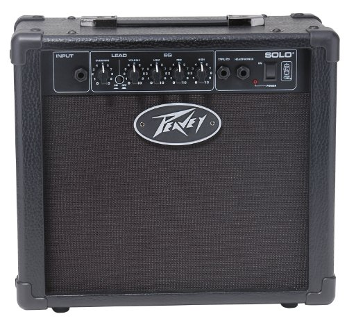 Peavey Electronics - Peavey Solo 12W Transtube Electric Guitar Amplifier