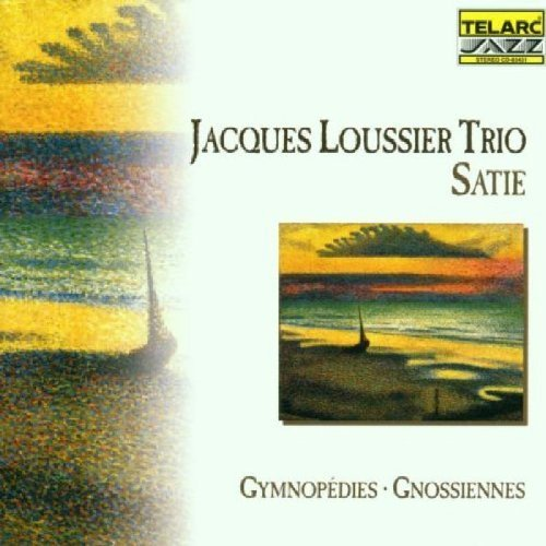 Satie: Gymnopedies Gnossiennes / Jacques Loussier Trio by artist [1998]