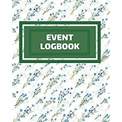 Event Logbook: Record All Your Important Events & Celebrations for Easy Access (Occasion Reminder)