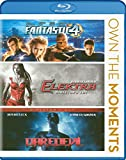 Fantastic Four / Elektra / Daredevil (Own the Moment Triple Feature)