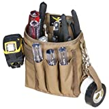 Atlas 46 AIMS Professional Technician's Pouch Coyote, Small   Work, Utility, Construction, Technician and Contractor