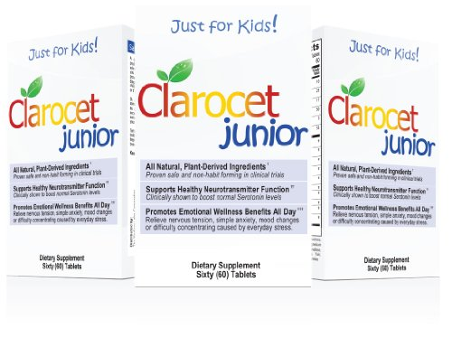 Clarocet Junior - Essential Package (Three Months) by Medicor Labs Corp.