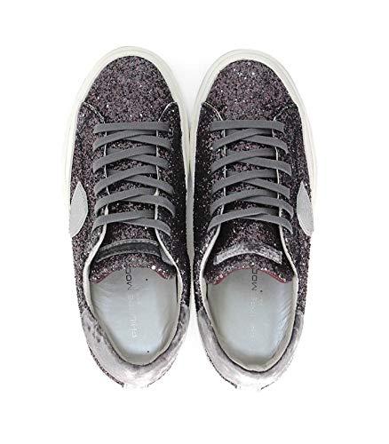 Model Philippe Model Opera Sneaker Grigio Model Grigio Philippe Opera Philippe Sneaker Twqfg4nw