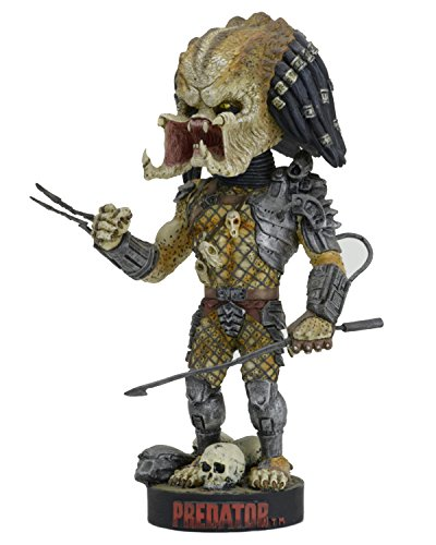 NECA Predator - Head Knocker - Jungle Hunter with Spear Toy Figure