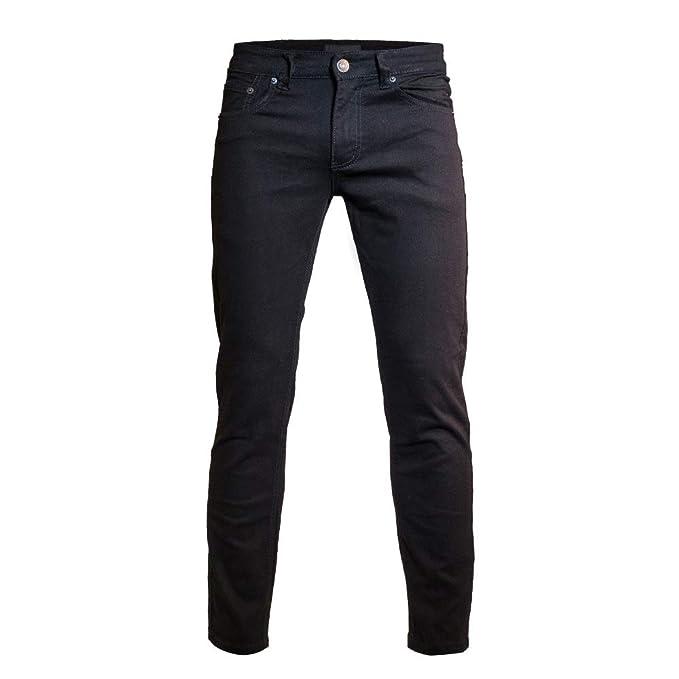 Amazon.com: Minimal Apparel - Pantalones vaqueros ajustados ...