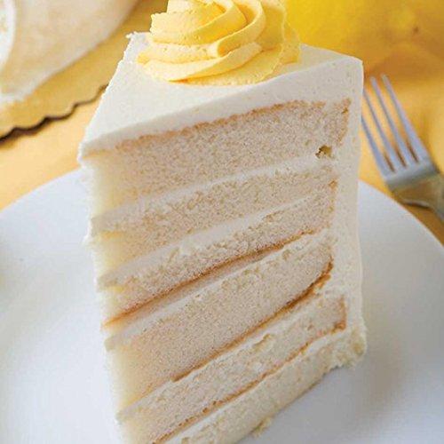 Ultra-Moist Wedding White Cake Mix, 5 Pounds by Chef Alan Tetreault (Best White Cake Mix)