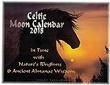 Celtic Moon Calendar 2018 (Wall)
