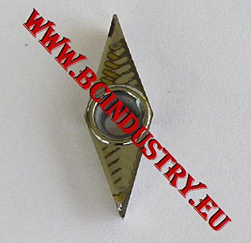 VCGT 11 03 08 Wendeschneidplatten ALU -V- zum Drehen