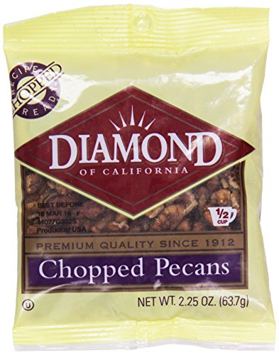 Chopped Nuts (Diamond Chopped Pecans, 2.25 oz)
