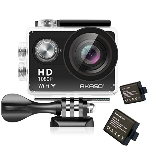 720P Hd Sports Camera With Waterproof Case - 7