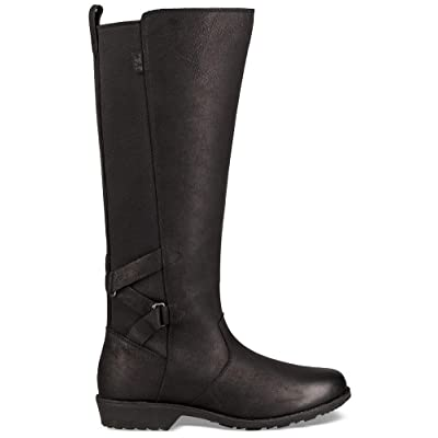 Teva Women's Ellery Tall Waterproof Burnished Boots Knee High | Shoes