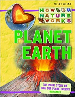 Book Planet Earth (How Nature Works) by Steve Parker (2011-09-01)