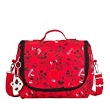 Kipling Disney's Minnie Mouse And Mickey Mouse Kichirou Lunch Bag One Size Sketch Red