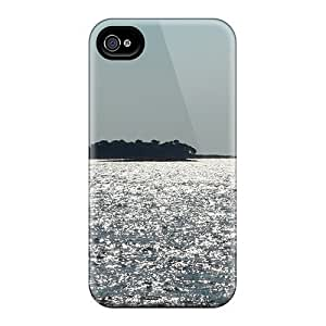 Fashion SFQrjoT5654NQQSA Case Cover For Iphone 4/4s(glowing Water)
