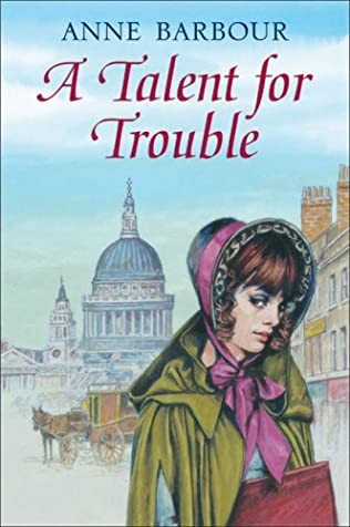 book cover of A Talent for Trouble