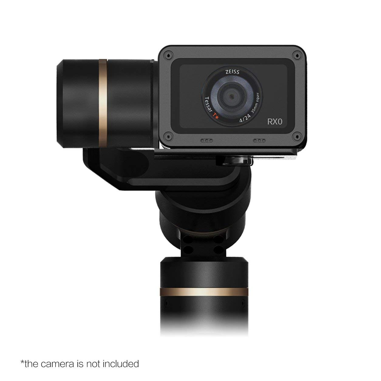 FeiyuTech G6 3軸ハンドヘルドジンバルスタビライザー(GoPro HERO/Xiaomi YI 4K / AEEカメラ用スマートフォン用)(カラー:ブラック)   B07GXK93FD