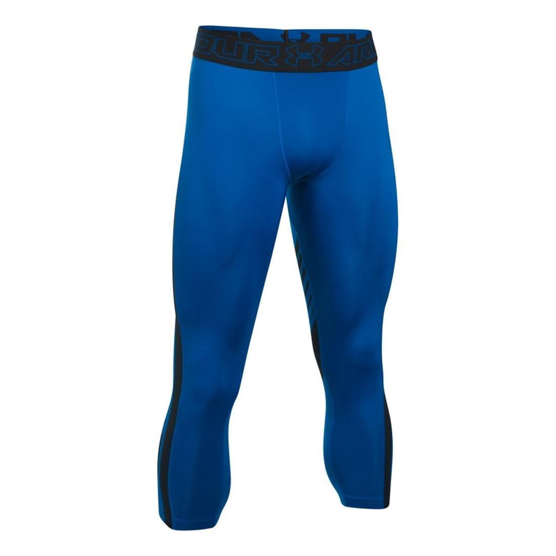 Under Armour Men's HeatGear Supervent 2.0 3/4 Legging, Blue Marker, XX-Large