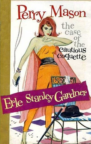 Old Fashioned Ham - The Case of the Cautious Coquette (Perry Mason Series Book 34)