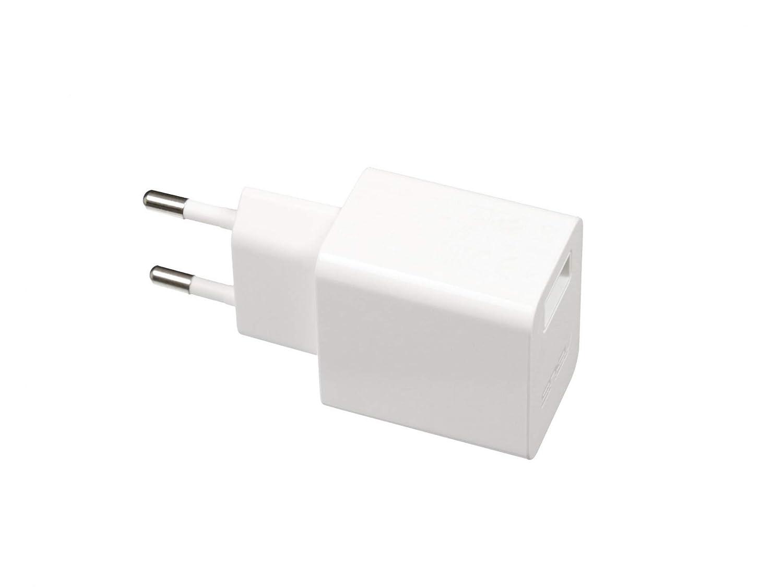 ASUS Cargador USB 5 vatios EU wallplug Blanca Original ZenFone 2 ...
